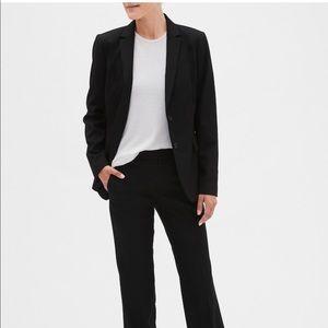 NWT Banana Republic black blazer